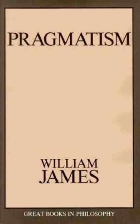 Pragmatism By James, William